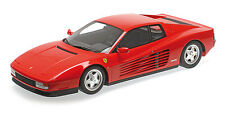 FERRARI TESTAROSSA RED/BLACK INTERIOR 1/12 BY GT SPIRIT FOR KYOSHO KSR08663R