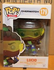Funko POP Overwatch Lucio!!! In Hand & Ready to Ship!!!