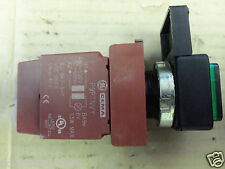 GE CEMA P9PTNVJ POWER SUPPLY TRANSFORMER W/ PILOT LIGHT GREEN
