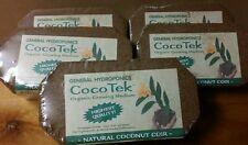 (5)  1.43 lbs. Coco Gro  Coir Bricks.. .. Organic Grow Medium