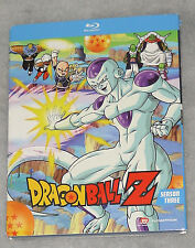 Dragon Ball Z: Temporada Series Tres 3 Completo - Blu-ray Box Set