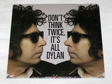 """DENNIS HELLER """"DON'T THINK TWICE IT'S ALL DYLAN"""" DYLAN IMITATOR PARODY SEALED"""