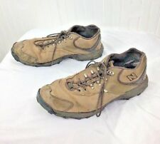 NEW BALANCE 963 Mens 15 Hiking Shoes Trail Walking Brown Tan Leather MW963BR