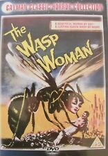 THE WASP WOMAN (DVD) . FREE UK P+P .............................................