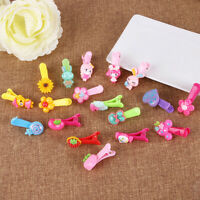 Colorful Kids Hair Clips Hairpins Hair Accessories D5R5 For Baby Nice Girls S3P1