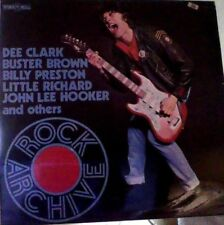 Various - Rock Archive vinyl album WMD143