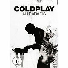 COLDPLAY AU PARADIS NEW DVD