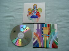 ZEUS job lot of 3 promo CD album/singles Classic Zeus Marching Through Your Head