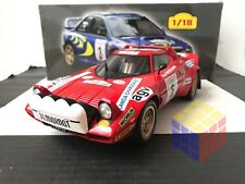 Lancia Stratos HF Rally (1975) Rally France, Tour de Corse (1/18) IXO