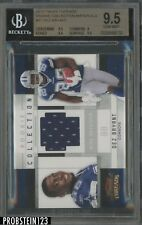 2010 Panini Threads Dez Bryant RC Rookie Jersey 121/299 Cowboys BGS 9.5