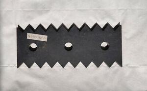 SKH Muck/Dung Spreader Impellor Blade 220x90mm