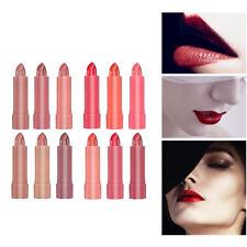 Fashionable Colors Lipstick Set Matte Lip Gloss Waterproof Moisturizing 12x