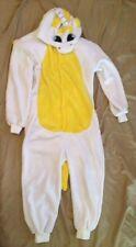 Unicorn/Pegasus polar fleece one piece suit - kids size 6-8