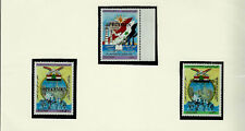 "VERY RARE YEMEN ""FROM COLLECTION"" 03 SPECIMENS MNH REVOLUTION CELEBRATION STAMPS"