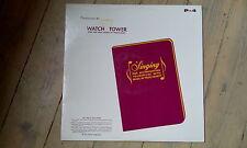 LP WATCHTOWER BIBLE & TRACT SOCIETY OF NEW YORK - P 4 / très bon état