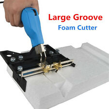 12 in 1 Large Electric Hot Styrofoam Foam Polystyrene Thermal Cutter Set Tools