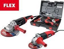FLEX Winkelschleifer Set L2100 + L810 im Koffer 125mm/230mm 413.690