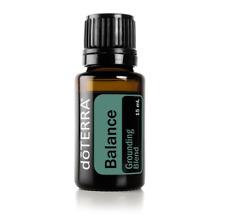 NEW doTERRA Balance 15ml Therapeutic Grade Essential Oil Grounding Aromatherapy