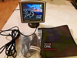 TOMTOM ONE N14644 GPS NAVIGATION SYSTEM W/CAR ADAPTER BUNDLE TESTED & WORKS