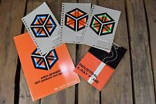 Lot of 5 AGFA-GEVAERT Manuals: Industrial X-Ray Films & Products