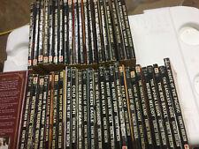Doc Savage 45 Book Lot Bantam Robeson Dent Pulp Reprint