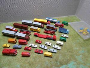 116 Mega Konvolut 32 Wiking Modelle Spur N
