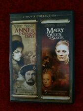 Anne Of The Thousand Days/Mary Queen Of Scots (2 Dvd's(
