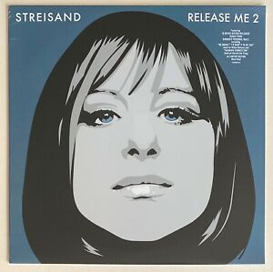 BARBRA STREISAND * RELEASE ME 2 * SPOTIFY EXCLUSIVE LIMITED BLUE VINYL * SEALED!