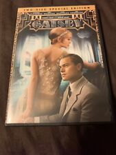 THE GREAT GATSBY-2 DISC SPECIAL EDITION-DECAPRIO-MAGUIRE