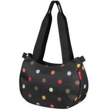 Rixen & Kaul Klickfix Lenkertasche Stylebag dots ohne Adapter