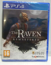THE RAVEN REMASTERED PLAYSTATION 4 PS4 PAL NEW SEALED REGION FREE
