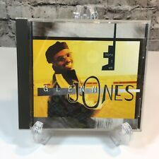 Here I Am by Glenn Jones (R&B) CD Mar-1994 Atlantic