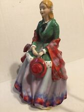 Paragon Figurin Lady Camille 36 Opx.7-1/2 Inch Tall Made In England