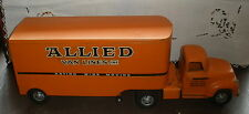 Vintage 1950's Tonka Allied Van Lines Moving Van Truck