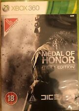 Medal Of Honor Tier 1 Edition (Xbox 360) MINT