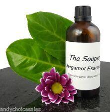 Bergamot Essential Oil 100ml - Pure Natural Aromatherapy Oil