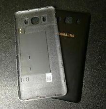 Samsung Galaxy J5 2016 SM-J510 Battery Cover Rear Panel Black + NFC Flex