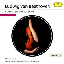 Mintz/Sinopoli/POL-Brahms, violinromanzen (Eloquence) CD NUOVO Beethoven