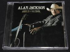Angels And Alcohol by Alan Jackson CD