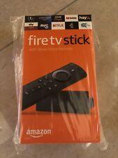 Amazon Fire Stick Firestick with 2nd Gen Alexa Voice Remote - Black
