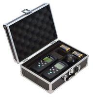 EMF Meters Combo Gauss Magnetic Field Meter and EMF RF Meter Detectors + Case