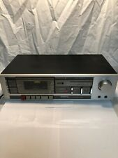 Rare Vintage Pioneer CT-450 Tape Deck player/Recorder Non Working Parts