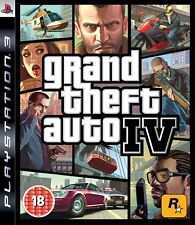 Grand theft auto 4 PS3 * en excellent état *
