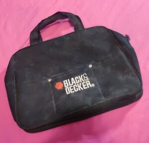 Black And Decker Tool Bag 14X9 With Zip