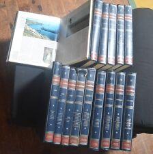 Encyclopédie Le Million en 15 volumes de tous les pays du monde, complète...