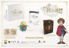 Ni No Kuni Wrath of the White Witch Wizards Edition Sony PlayStation 3 NEW