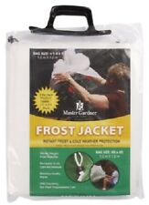 Master Gardner, 2 Pack, 4' x 4', Frost Jacket, Covers A 3' x 3' Plant