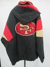 H0070 VTG Starter San Francisco 49ers NFL-Football Windbreaker Jacket Size L