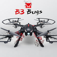 MJX B3 Bugs 3 2.4G 4CH 6-Axis RC Quadcopter Drone Brushless Motor Camera Gimbal