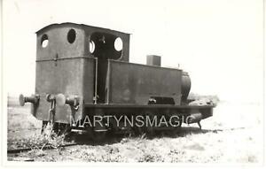 B5 British Railway Photograph KYNITE Corringham Light Railway KS 692-1901